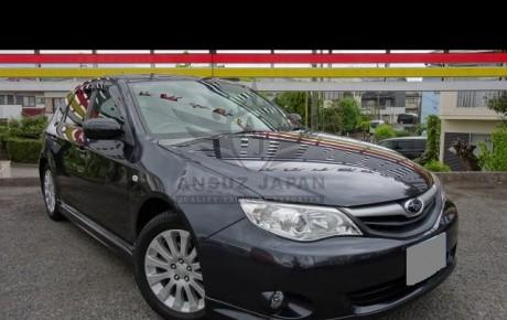SUBARU IMPREZA 2009 GRAY | VIN: GH7-2.0I-S | STATUS: AT ST. JOHN\'S, ANTIGUA & BARBUDA | CIF: $5,500 USD (EXCLUDED CUSTOM FEES) FRESH IMPORT | 20% OFF EXCLUSIVE OFFER