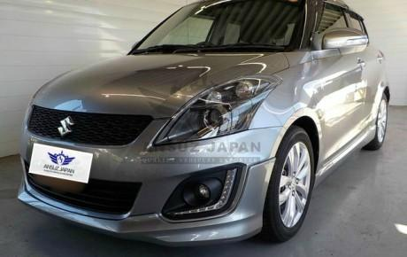 SUZUKI SWIFT 2016 SILVER | VIN: ZC72S-37**** | Package: RS DJE | FAT 1200cc AAC | READY TO SHIP | DISCOUNT OFFER 20% OFF | DISCOUNTED PRICE