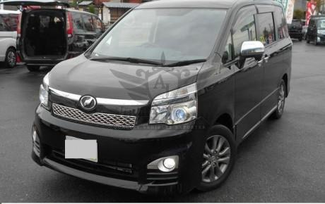 TOYOTA VOXY 2013 | PACKAGE: ZS KIRAMEKI Z | VIN# ZRR70W | 4 GRADE | PRE-END YEAR SALE OFFER | DISCOUNTED PRICES
