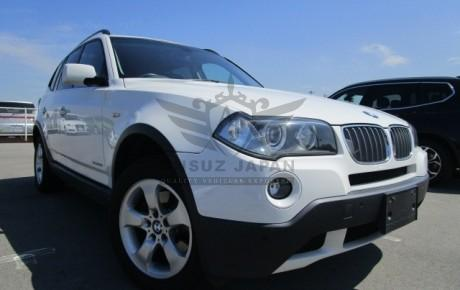 BMW X3 2009 white VIN: PC25 – 2.5si Offer 20% off (Limited Time)